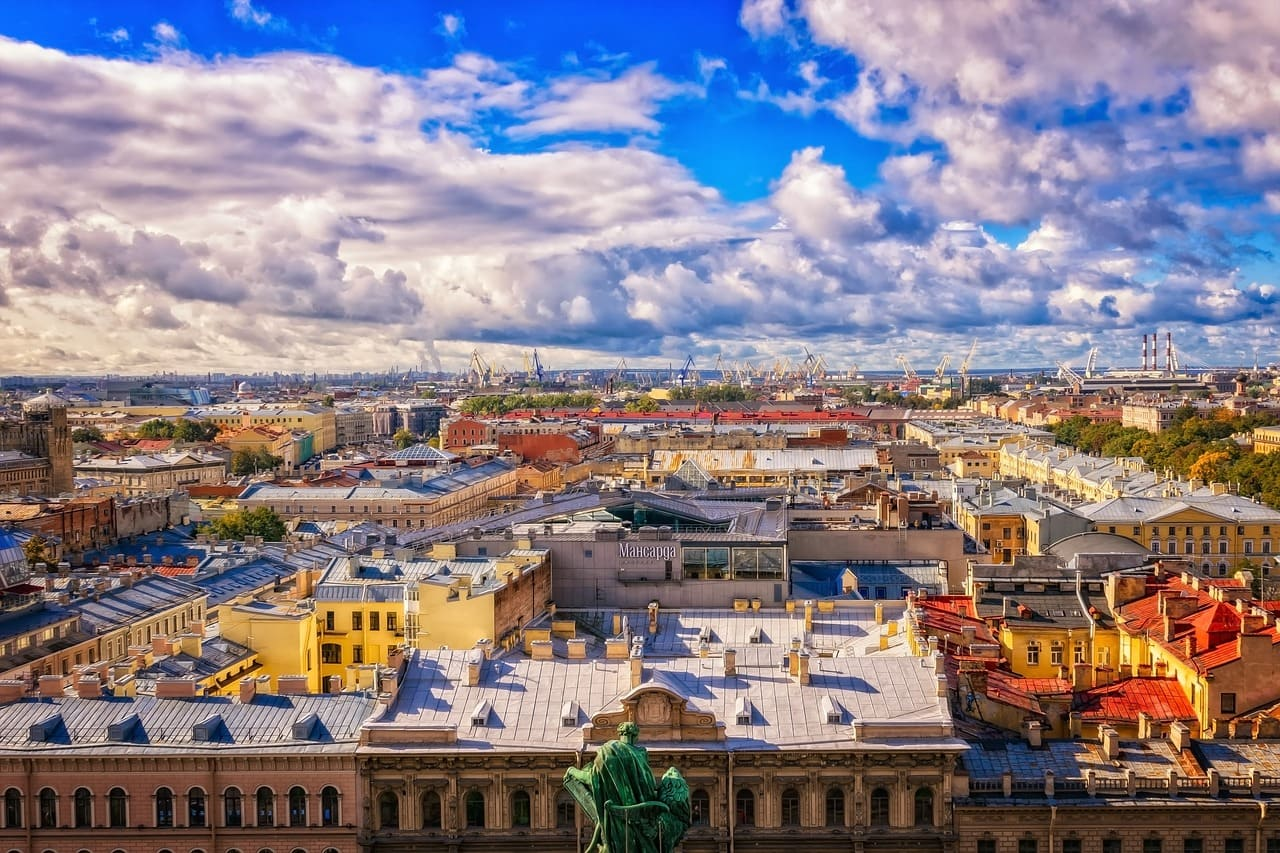Петербург чем заняться в 6 день