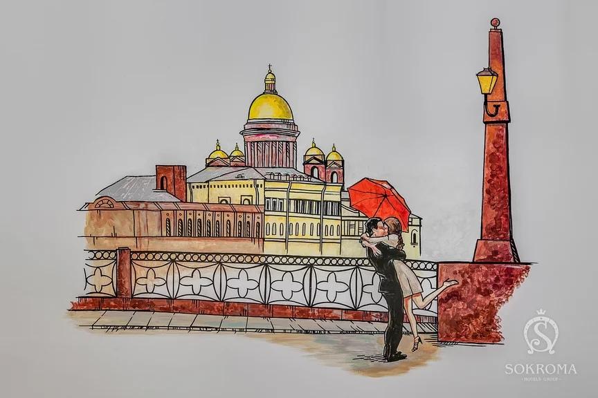 где остановиться в Петербурге
